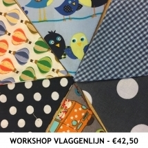 Workshop Vlaggenlijn