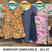 Workshop Zomerjurkje